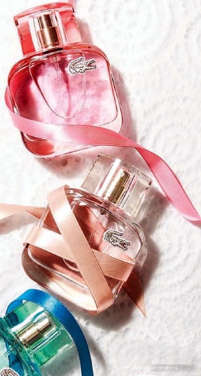 Lacoste Parfums делится интересными бьюти— находками