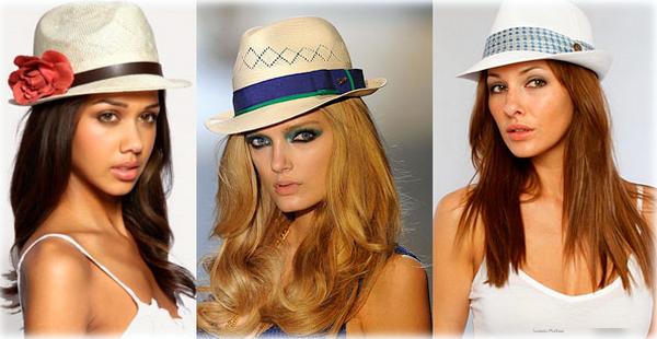 Соломенная шляпка золотая