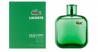 Vert— EAU DE LACOSTE L.12.12— зелёные духи