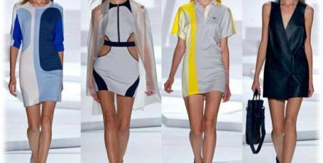 Новое веление моды: спортивная одежда от  Lacoste