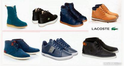Полезные советы по уходу за обувью бренда Lacoste