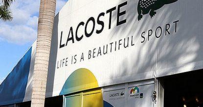 Летопись бренда Lacoste. Продолжение