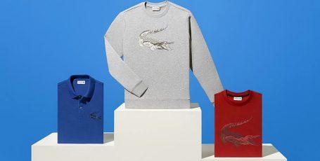 Уход за одеждой фирмы Lacoste