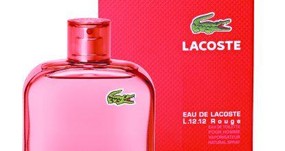 Rouge— EAU DE LACOSTE L.12.12