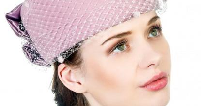 История женских шляпок 20 века